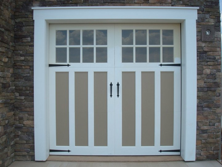 garage door trim kitClingerman Doors  Custom Wood Garage Doors  Clearville PA