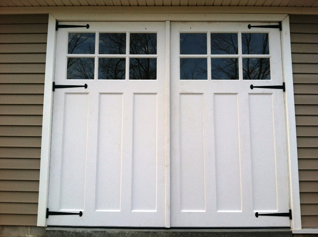 & Clingerman Doors - Custom Wood Garage Doors - Clearville PA