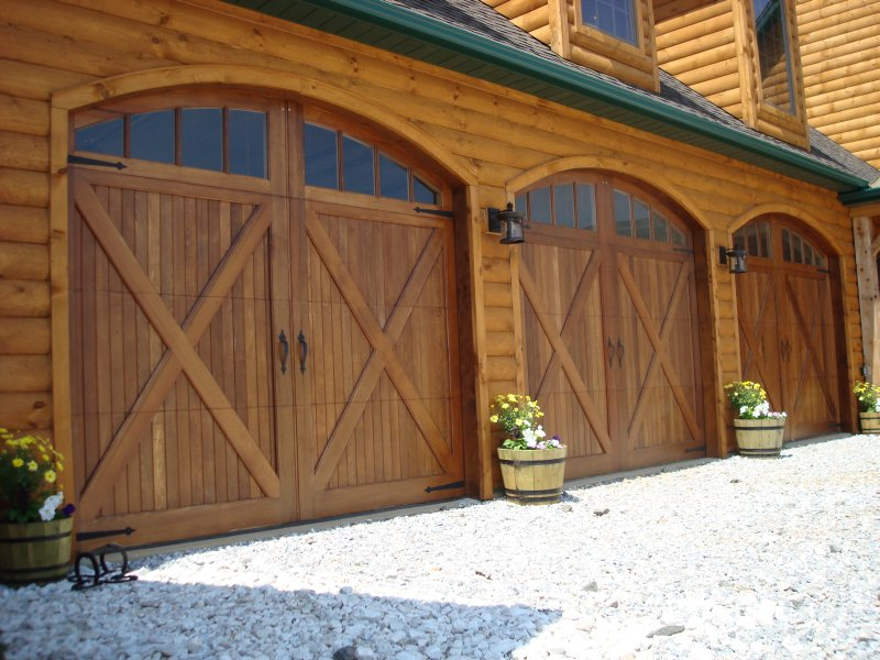Wood Garage Doors And Carriage Doors   Clearville, Pennsylvania
