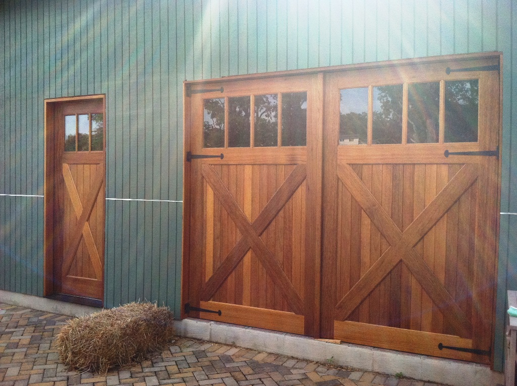 Clingerman Doors Custom Wood Garage Doors Clearville Pa