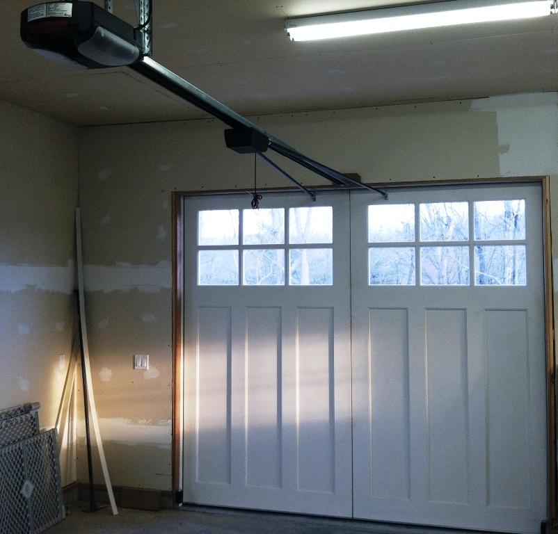 Clingerman Doors Custom Wood Garage Clearville Pa